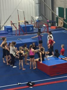 Acrobatic Gymnastics Summer Camp
